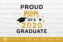 Proud mom Svg Cut File| Graduation Cricut File Product Image 2