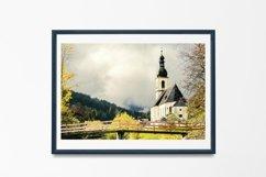 Old Church - Wall Art - Digital Print Product Image 3