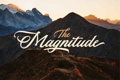 THE MAGNITUDE - Script Product Image 1