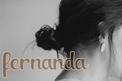 Branday Unique Display Font Product Image 3