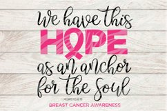 We have this hope as an achor for the soul Product Image 1