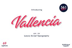 Vallencia Product Image 1
