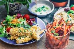 Vibrant Food Photography Mobile & Desktop Lightroom Presets Product Image 2