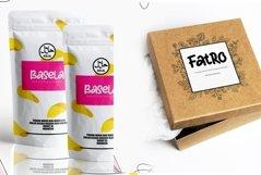 Falose | Modern Typeface Font Product Image 4