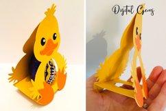 Animal egg holder designs Duck, Rabbit, Penguin and Lamb Product Image 5