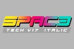 Spac3 Tech v17_Italic Product Image 1