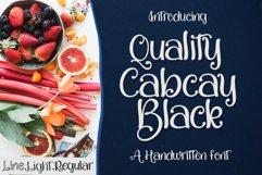 Quality Capcay Black Product Image 1
