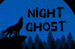 Night Ghost Product Image 1