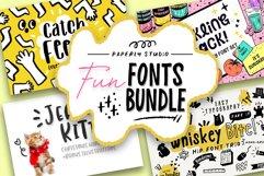 Fun Font Mini Bundle & Extras Product Image 1
