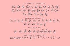 Dantalia - Handwritten Font Product Image 4