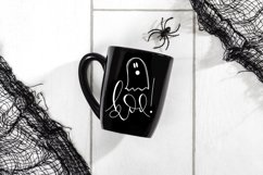 OctobaDoodles - A Halloween Doodle Font Product Image 4