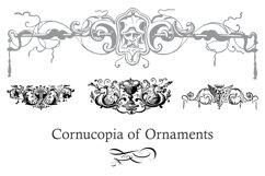 Cornucopia of Ornaments Product Image 3