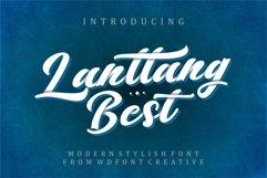 Lantang Best   Modern Stylish Font Product Image 1