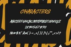 Belvana Brush Font Product Image 3