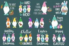 Easter Gnomes Bundle Svg Product Image 2