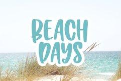 Island Cabana - A Fun Handwritten Font Product Image 5
