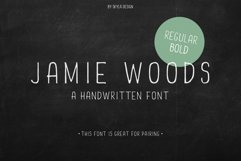 Skinny, Condensed font Jamie Woods Product Image 1