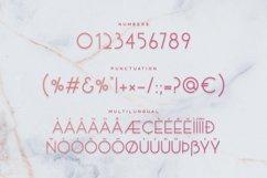 Quartz - Deco Font Product Image 5