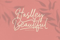 Haslley Beautiful Product Image 1