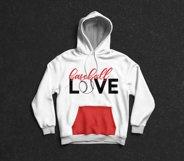 Baseball Love! baseball player fan svg Product Image 2