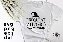 Frequent Flyer SVG Product Image 1