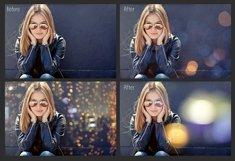 100 Bokeh Photo Overlays Product Image 4