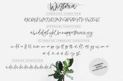 Wisteria Script Product Image 2