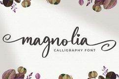 Magnolia Script Font Product Image 1