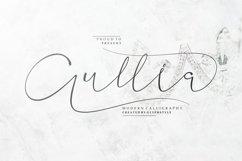 Aullia Modern Calligraphy Product Image 1