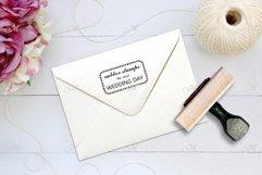 Rubber Stamp & Envelope Mockup Product Image 2