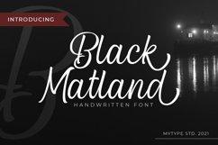 Black Matland Product Image 1