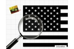 American flag svg, 4th of july svg, us flag svg Product Image 2