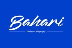 Bahari Typeface Product Image 1