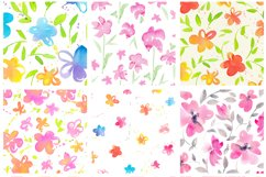 Flower Breeze - Seamless Patterns Product Image 6