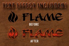 12 Smoke and Flame Effects Product Image 3