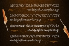 Cheshire. Magic script font. Product Image 3