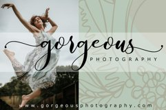 Bellarina // Wedding Font - WEB FONT Product Image 5