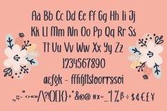 Web Font Little Beanie - Handwritten Font Product Image 6