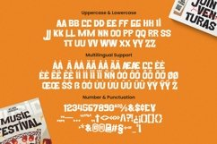 Web Font Doreen Font Product Image 5