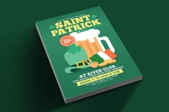 Saint Patrick Celebration Flyer Product Image 3