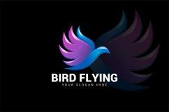 bird flying logo Product Image 1