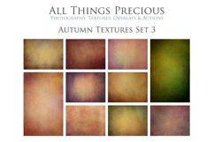 10 Fine Art AUTUMN Textures SET 3 Product Image 1