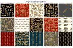 GOLD CANDY patterns set Product Image 4