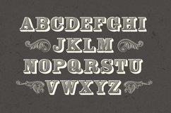 Engraver Font Product Image 3