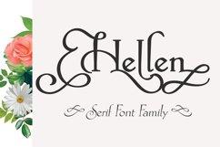 Hellen - Serif Font Product Image 1