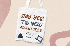 Cute Font - Marrocin Funnies Product Image 3