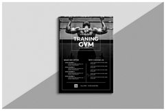 Fitness Flyer Template Product Image 4