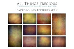 10 Fine Art BACKGROUND Textures SET 2 Product Image 1