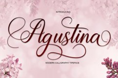 Agustina Product Image 1
