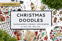 Christmas Doodles Product Image 1